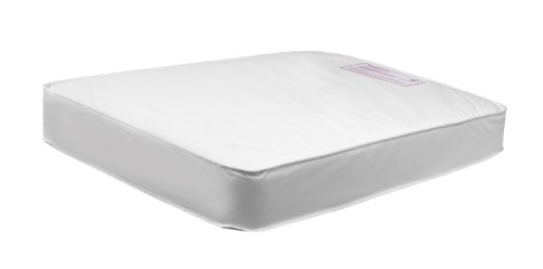 DaVinci Crescent Mini Crib 50-Coil Mattress