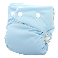 SoftBums One Size Cloth Diaper Echo Shell with Snaps