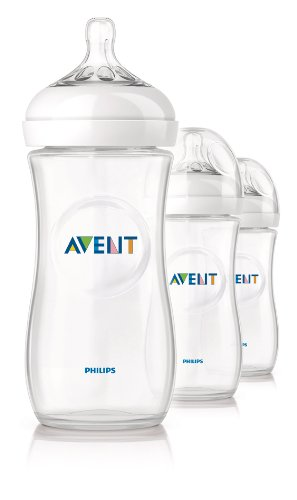 Philips Avent BPA Free Natural Bottle