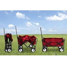 Folding Utility Cart