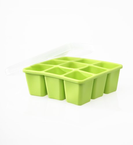Annabel Karmel by NUK Food Cube Trays 3x3