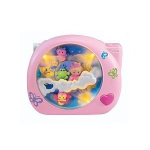 Fisher-Price Perfectly Pink Dreamland Soother