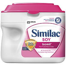 Similac Isomil Soy Infant Formula with Iron