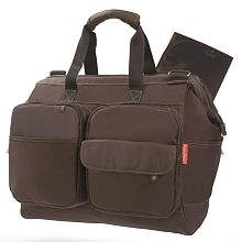 Fisher-Price Fastfinder Deluxe Wide Opening Diaper Bag
