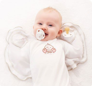 Sleepy Wings Swaddling Jacket