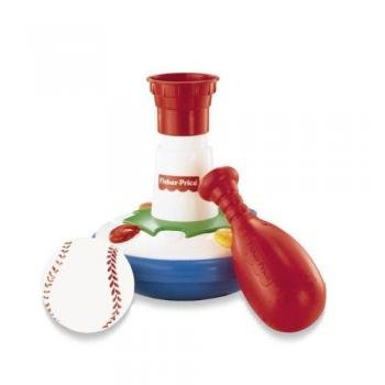 Fisher-Price Bright Beginnings Baby Baseball