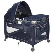 Eddie Bauer Complete Care Playard twilight blue
