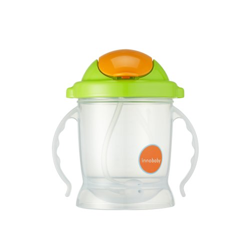 Innobaby Sippin' Smart EZ Flow Straw Sippy Cup