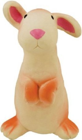 Sparky Rabbit Natural Rubber Teether