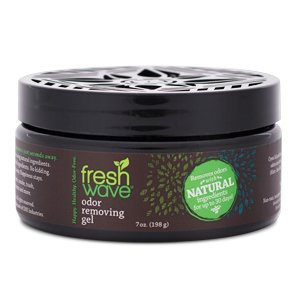 Fresh Wave Continuous Release Odor Eliminator Gel, 7-Ounce Jar