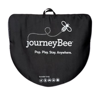 Parentlab JourneyBee Portable Crib Travel Case