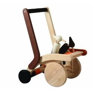 Plan Toys Woodpecker Baby Walker