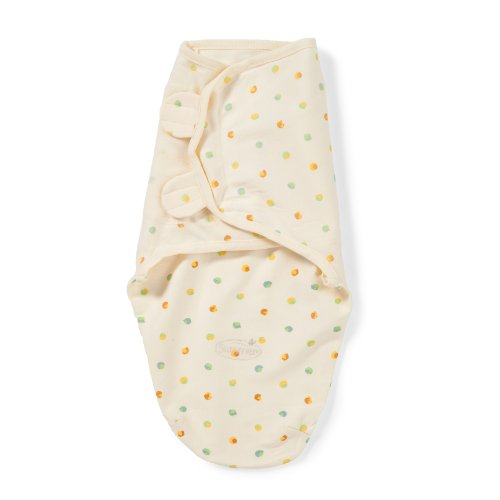 Summer Infant Swaddleme Organic Adjustable Infant Wrap