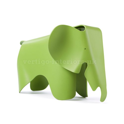 Eames Style Elephant Child's Stool/Chair