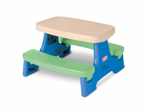 Little Tikes Easy Store Junior Play Table