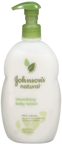 Johnson's Baby Natural Lotion