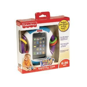 Fisher-Price Laugh and Learn Apptivity Case and Smilin Smart Phone