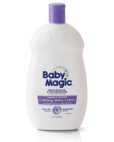 Baby Magic Calming Baby Lotion - Lavender & Chamomile
