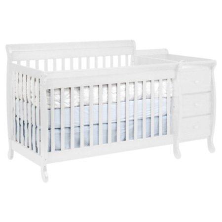 DaVinci Kalani 4 in 1 Convertible Crib and Changer Combo
