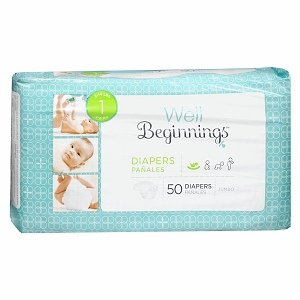 Walgreens Well Beginnings Premium Diapers