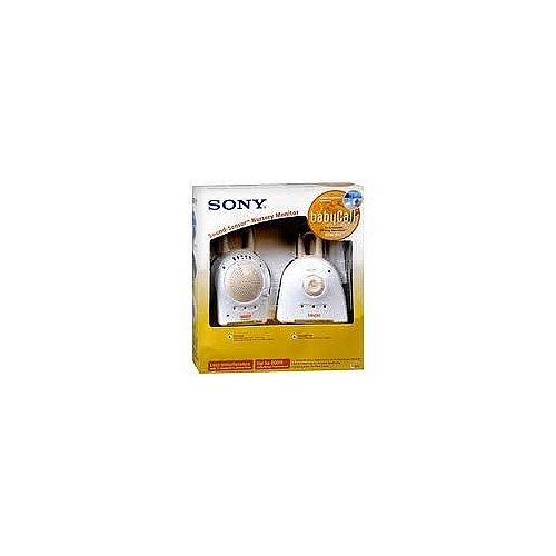 Sony 900 MHz BabyCall Sound-Sensor Nursery Monitor