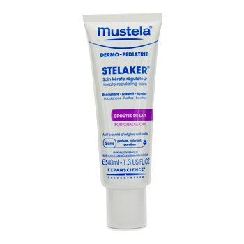Mustela Stelaker Cradle Cap Care Cream