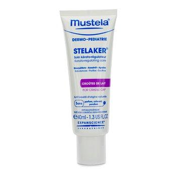 Mustela Stelaker Cradle Cap Care Cream