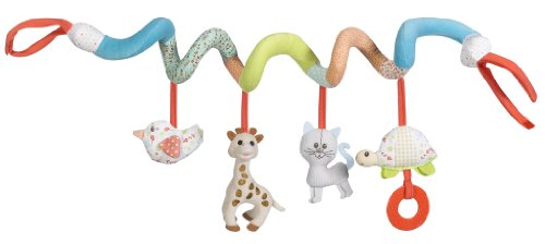 Sophie the Giraffe Activity Bar