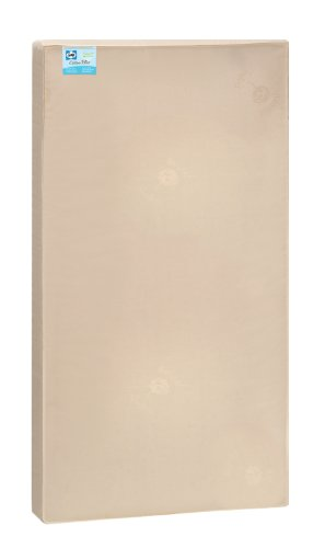 Sealy Cotton Bliss 2-Stage Organic Crib Mattress