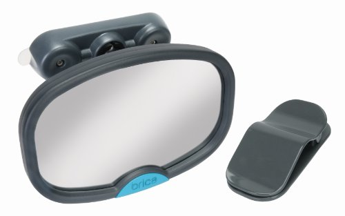 BRICA Deluxe Stay-in-Place Mirror