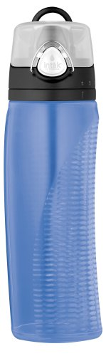 Thermos Nissan Intak Hydration Water Bottle with Meter