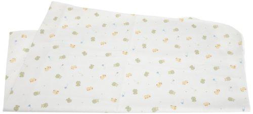 Carter's Keep Me Dry Flannel Crib Pad
