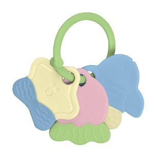 green sprouts Teether Keys