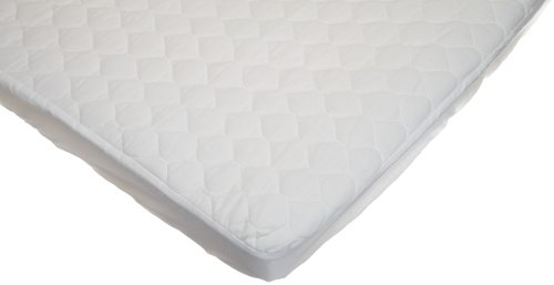 American Baby Company Waterproof Portable/Mini Crib Mattress Pad Cover