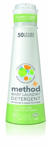 Method Baby Laundry Detergent
