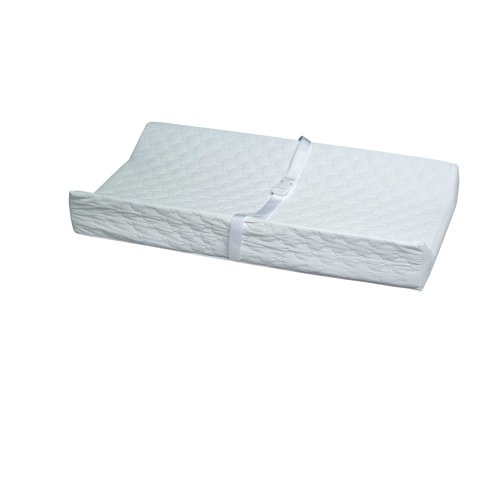 Simmons Kids Beautyrest Beginnings 2-Sided Vinyl Contour Changing Pad