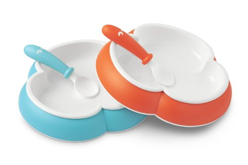BABYBJORN Plate and Spoon