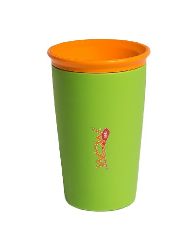 Wow Kids Cup- 360 Spill Free Drinking Cup