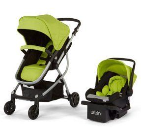 Urbini Omni 3-in-1 Baby Travel System