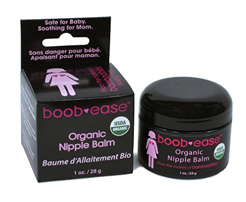 Boob-ease Natural Nipple Balm - 100% Organic