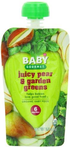 Baby Gourmet Organic Simple Purees