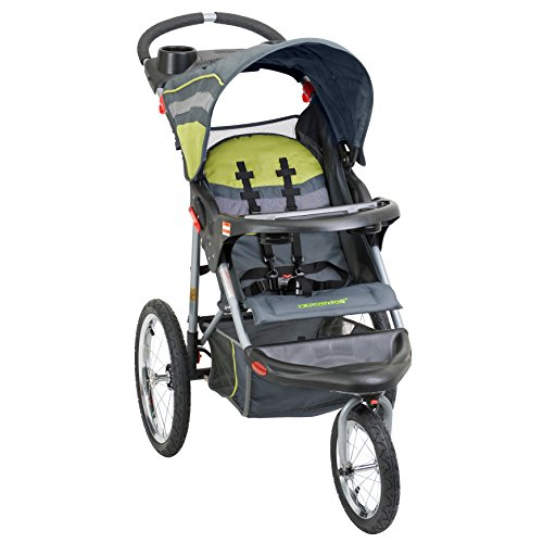 Baby Trend Expedition Swivel Jogger Baby Jogging Stroller