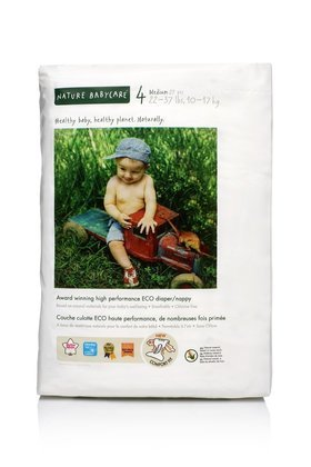 Nature Babycare Chlorine Free ECO Diapers