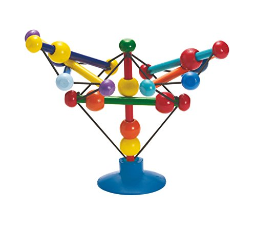 Manhattan Toy Skwish Stix Table Top Suction Activity Toy