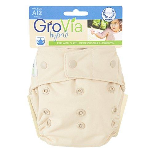 GroVia Snap Diaper Shell System