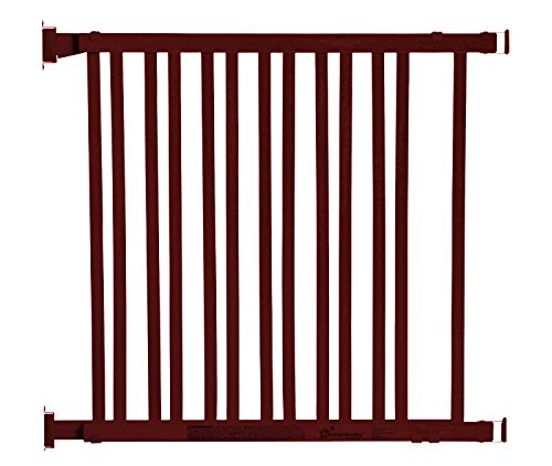 Dreambaby Dark Wood Expandable Gate