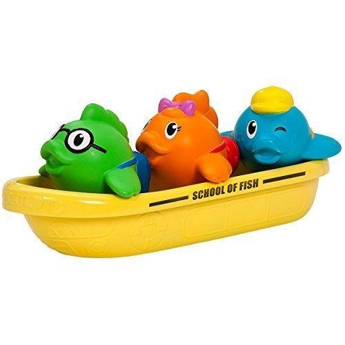 Munchkin Bath Toy School of Fish