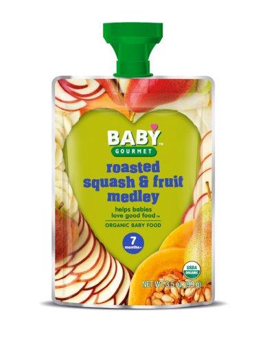 Baby Gourmet Organic Yummy Combos