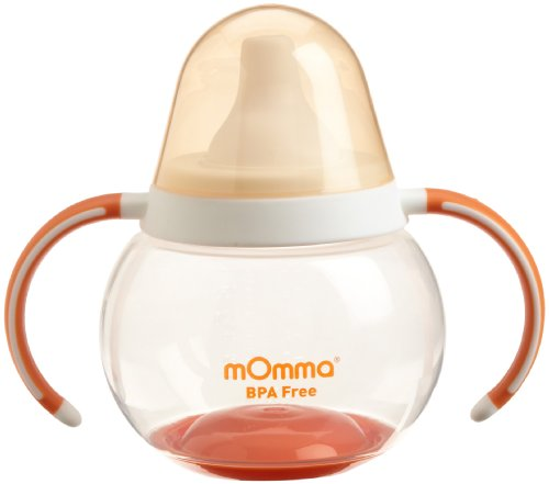 Lansinoh mOmma Spill Proof Cup with Dual Handles