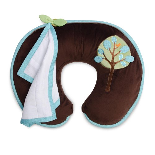Boppy Heirloom Pillow with Free Burpcloth